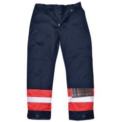 Trudnopalne spodnie do pasa...