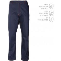 Spodnie spawalnicze do...